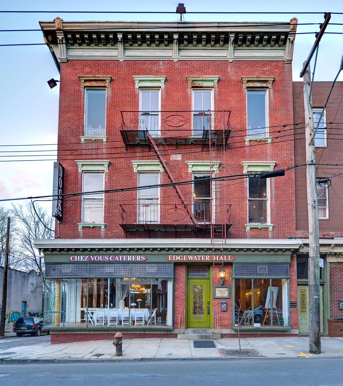 Edgewater Hall, Staten Island's Hottest Film Location