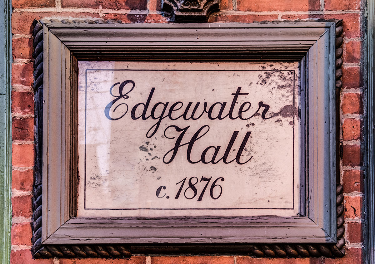 Staten Island Film Location | Edgewater Hall