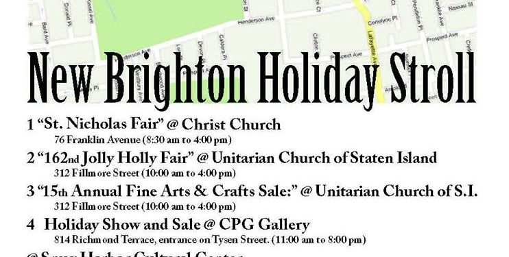 New Brighton Holiday Stroll