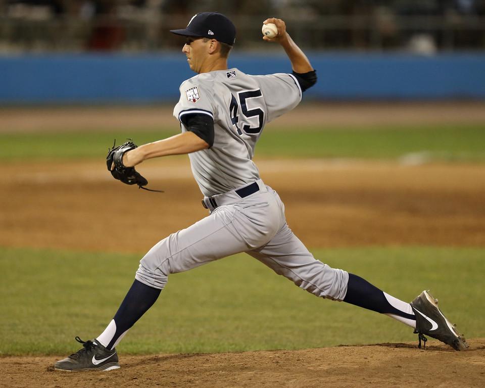 Staten Island Yankees v Hudson Valley Renegades