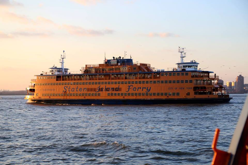 Download: The New Staten Island Ferry Schedule - This Way on Bay