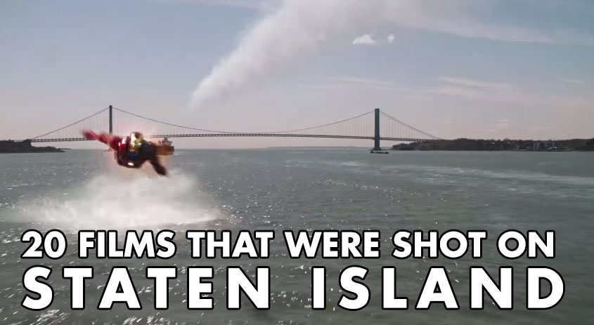 20 Films That Were Shot On Staten Island This Way on Bay