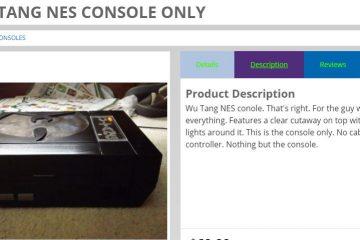 Wu Tang NES