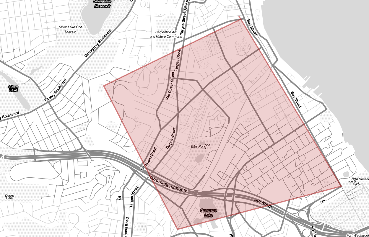 Hey Staten Island Do You Know Where Your Neighborhoods Boundaries