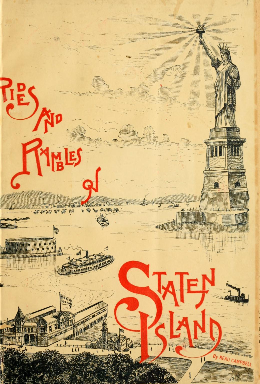 Rides and Rambles on Staten Island