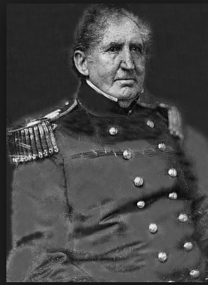 Colonel Ichabod Crane
