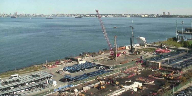 Staten Island Verrazano Bridge Live Cam