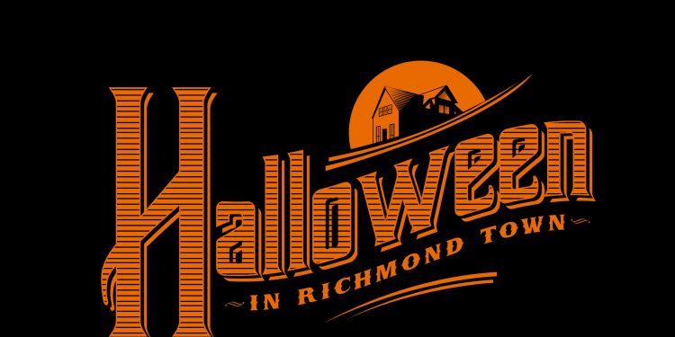 Halloween In Richmond Town
