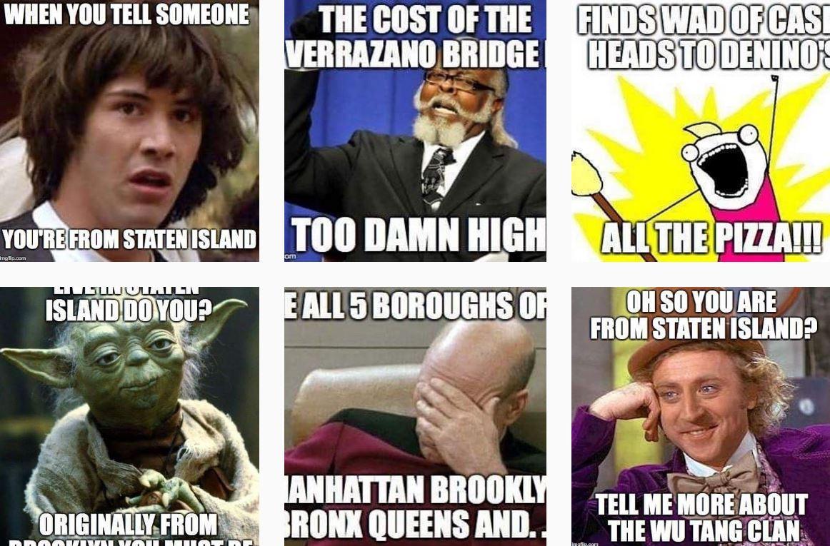 Staten Island Memes