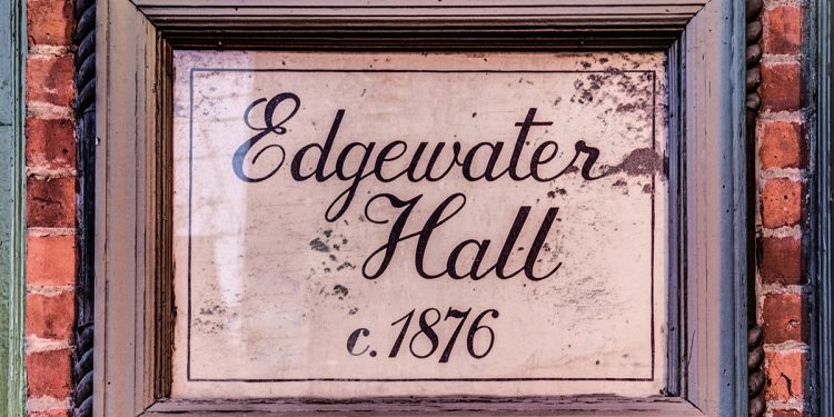 Staten Island Film Location | Edgewater Hall