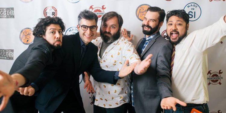 Some Guys Are Bigger Than Others Premiere