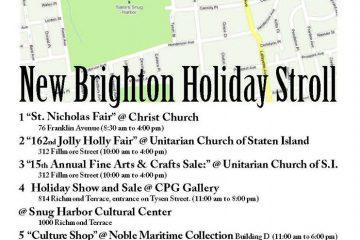 New Brighton Holiday Stroll